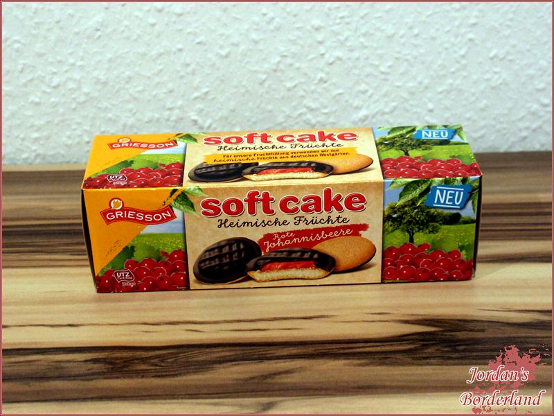 Griesson Soft Cake Heimische Früchte