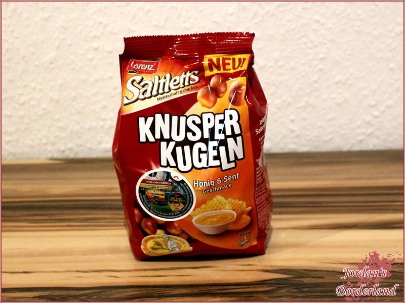 Lorenz Snack-World Saltletts KnusperKugeln