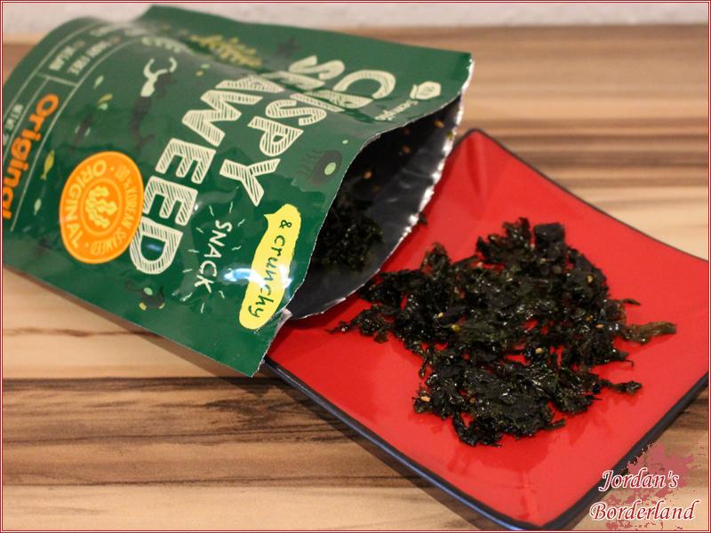Crispy Seaweed Original