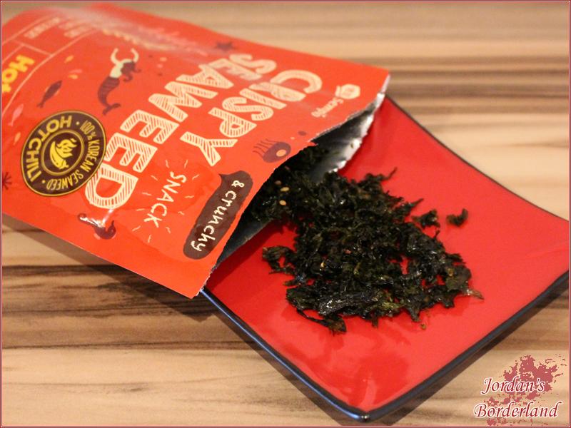 Crispy Seaweed Hot Spicy