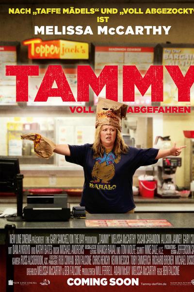 Tammy ~ Voll abgefahren