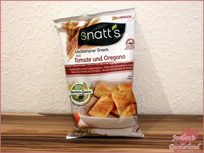 Snatt's Mediterraner Brot-Snack
