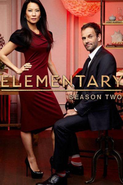 Elementary ~ Staffel 2