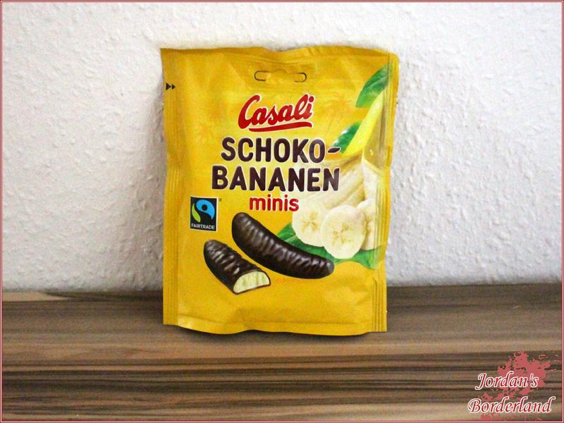 Casali Schoko-Bananen minis