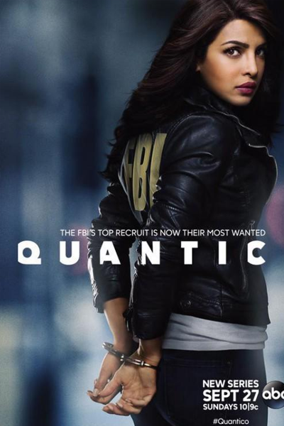 Quantico ~ Staffel 1