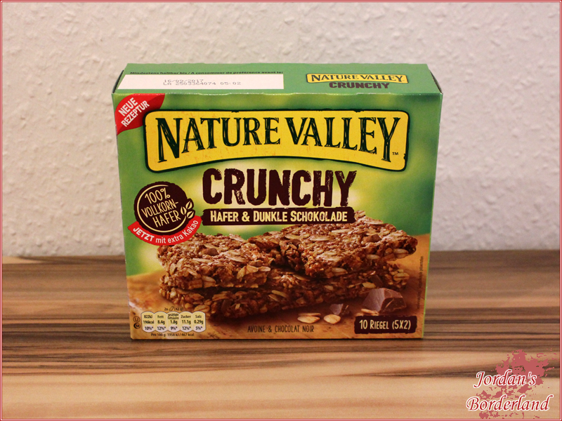 "Nature Valley™ Crunchy ""Hafer & Dunkle Schokolade"""