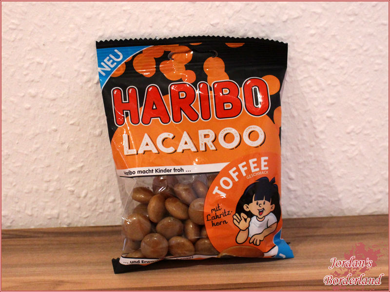 "HARIBO Lacaroo ""Toffee"""