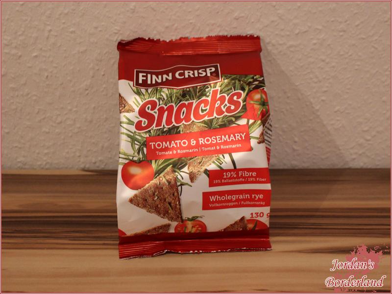 FINN CRISP Snacks Tomate & Rosmarin