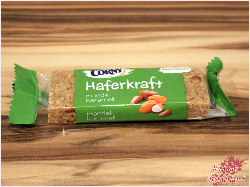 """Corny Haferkraft """"mandel-karamell"""""""