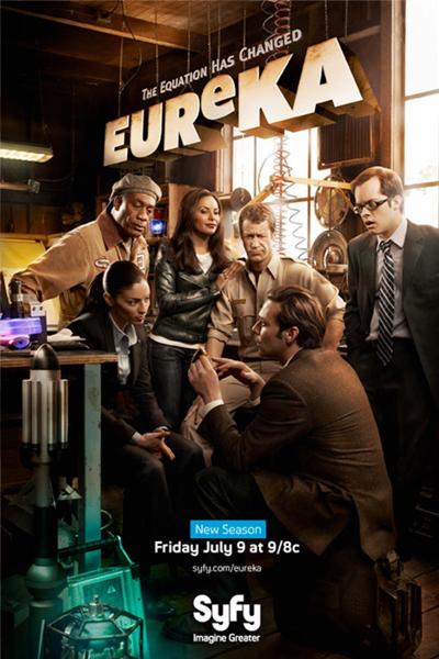 Eureka ~ Staffel 4
