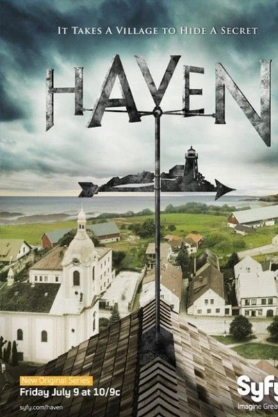 Haven ~ Staffel 1