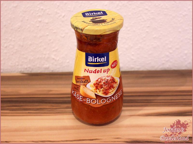 Birkel Nudel Up Käse-Bolognese