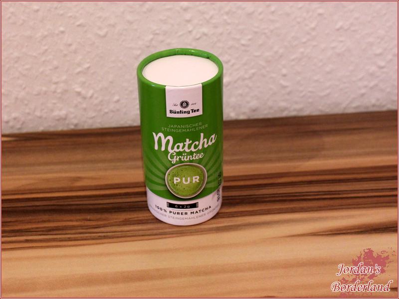 "Bünting Tee Matcha Grüntee ""Pur"""