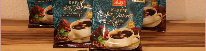 Melitta Kaffee des Jahres 2017