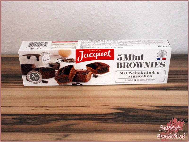 Jacquet Mini Brownies