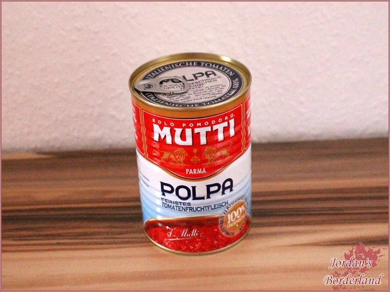 MUTTI Polpa Fine