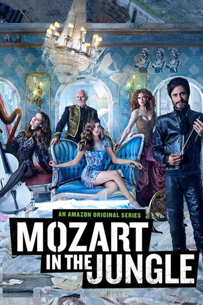 Mozart in the Jungle ~ Staffel 1