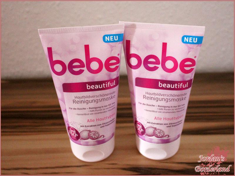 bebe beautiful Hautbildverschönernde Reinigungsmaske