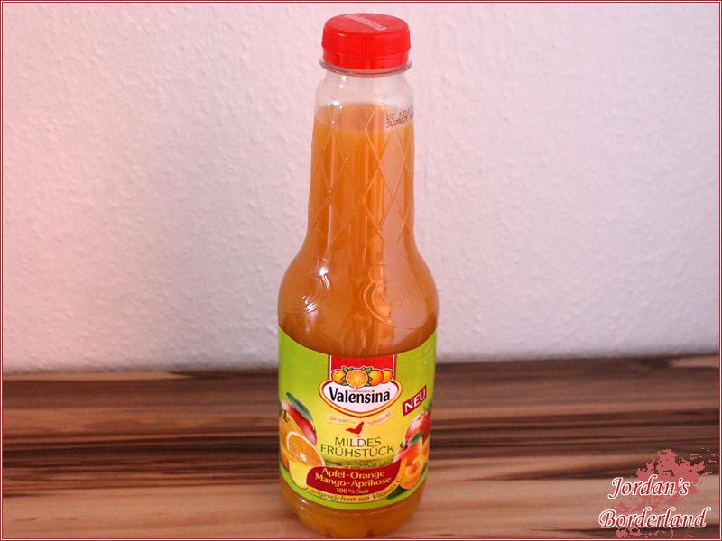 "Valensina Mildes Frühstück ""Apfel-Orange-Mango-Aprikose"""