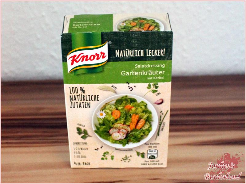 KNORR Natürlich Lecker! Salatdressing