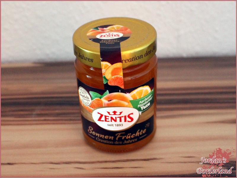 """Zentis Sonnen Früchte """"Aprikose-Mandarine-Yuzu"""""""