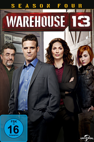 Warehouse 13 - Staffel 4