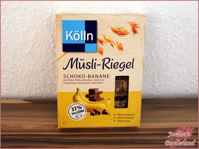 Kölln Müsli-Riegel