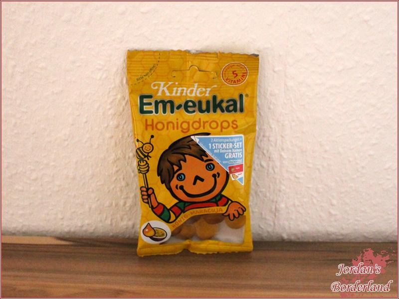 Kinder Em-eukal Honigdrops