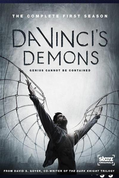 Da Vinci's Demons ~ Staffel 1