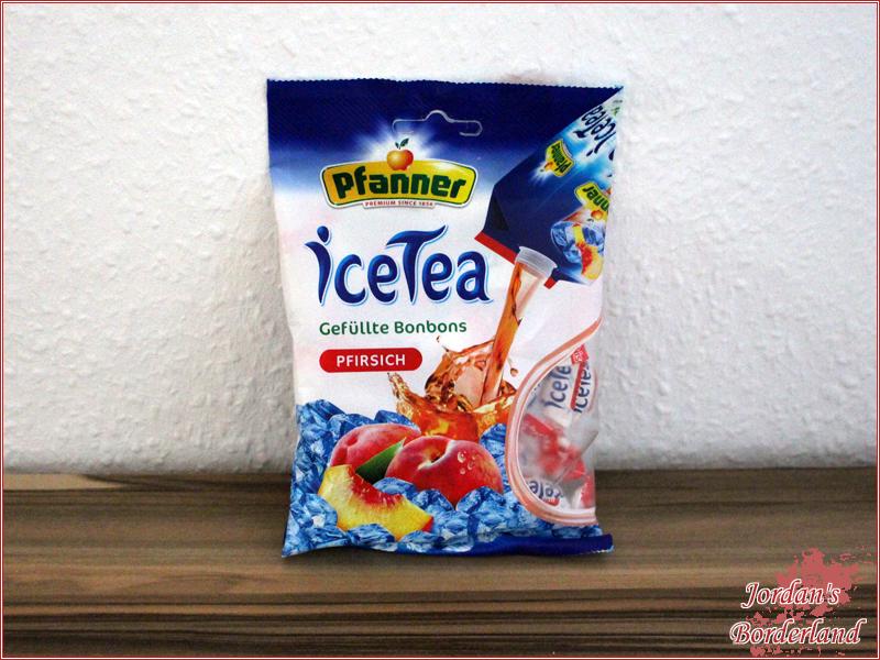 Pfanner iceTea Gefüllte Bonbons Pfirsich von Kaiser