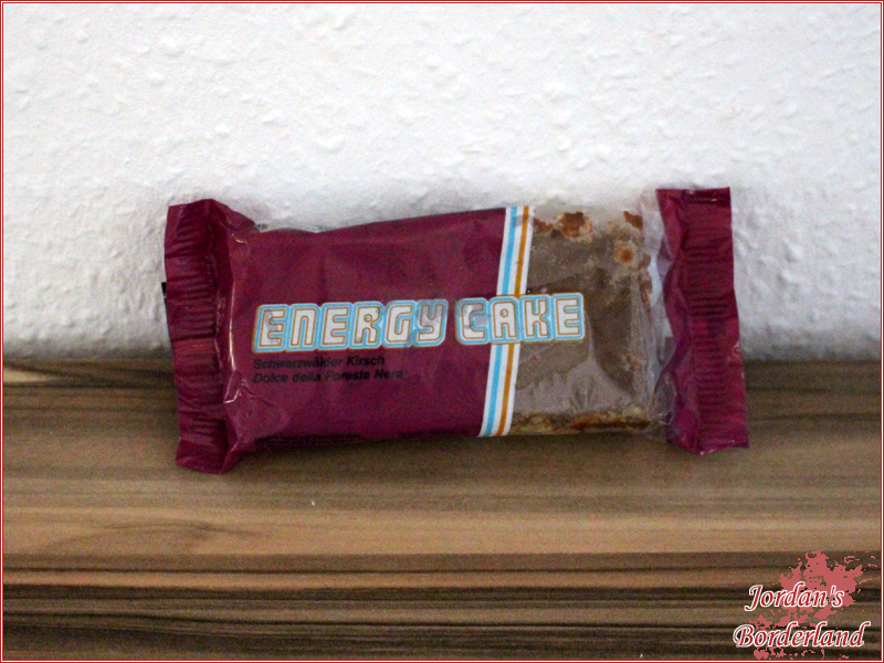 ENERGY CAKE Schwarzwälder Kirsch