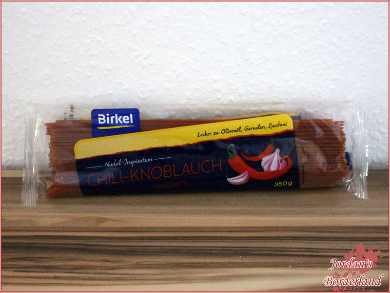Birkel Nudel-Inspiration Chili-Knoblauch
