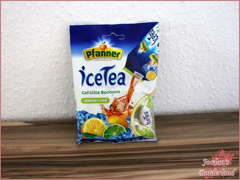 Pfanner iceTea Gefüllte Bonbons von Kaiser