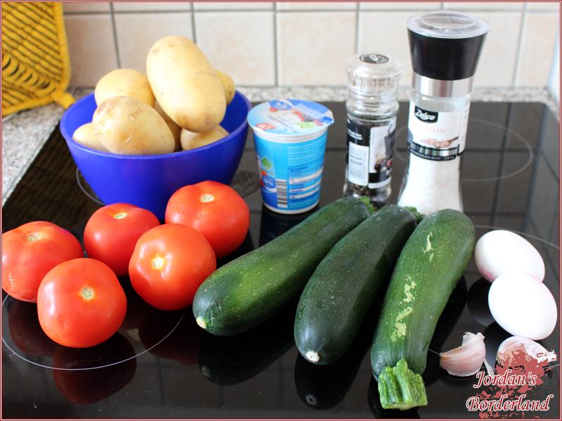 Rezept kartoffel tomate ei