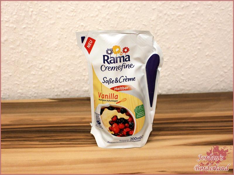 Rama Cremefine Soße & Crème haltbar Vanilla