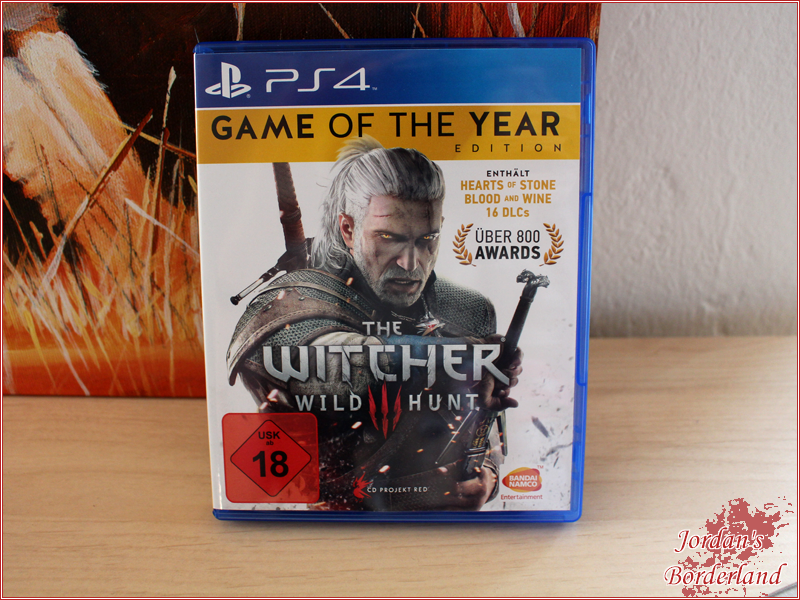 The Witcher III ~ Wild Hunt