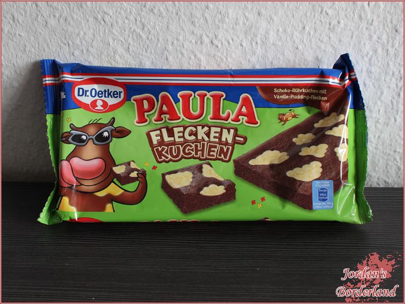 """Dr. Oetker Paula Fleckenkuchen """"mit Vanille-Pudding-Flecken"""""""