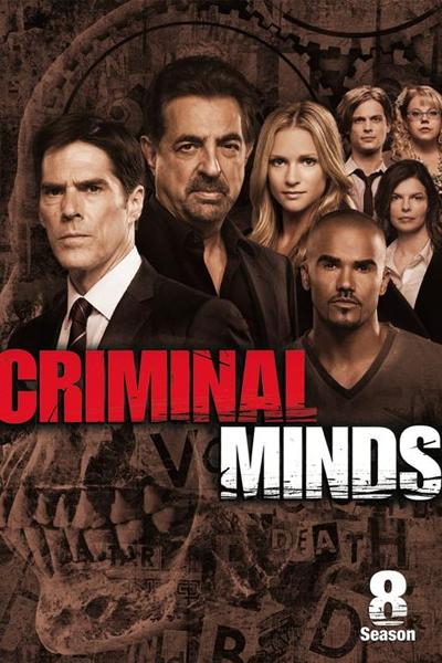 Criminal Minds ~ Staffel 8