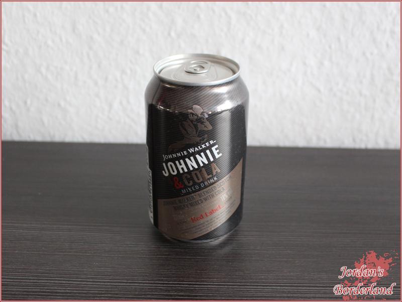 Johnnie Walker Johnnie & Cola