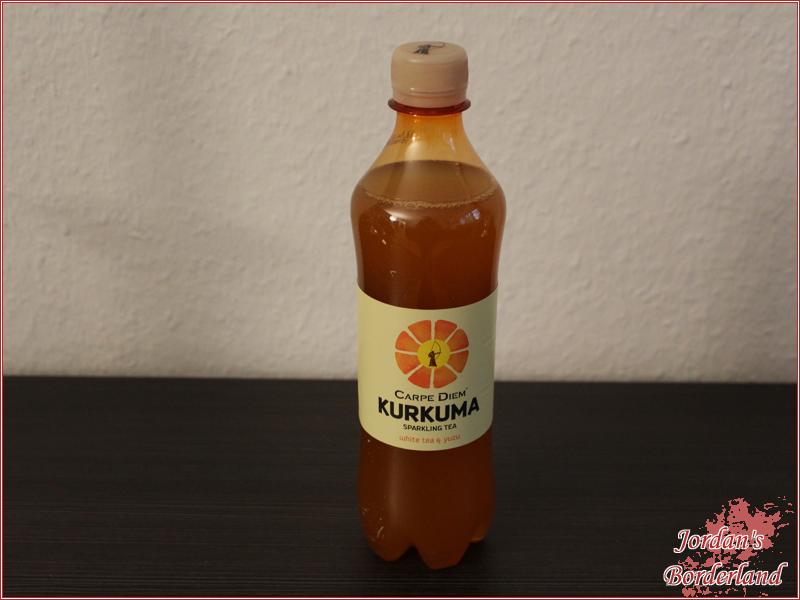 Carpe Diem Kurkuma Sparkling White Tea