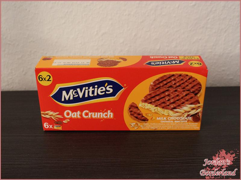 McVitie's Oat Crunch Milk Chocolate