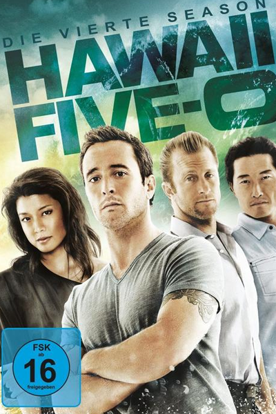Hawaii Five 0 ~ Staffel 4