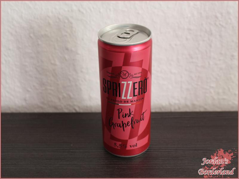 SPRIZZERÒ Pink Grapefruit
