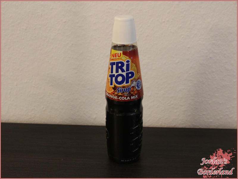 TRi TOP Sirup Orange-Cola-Mix