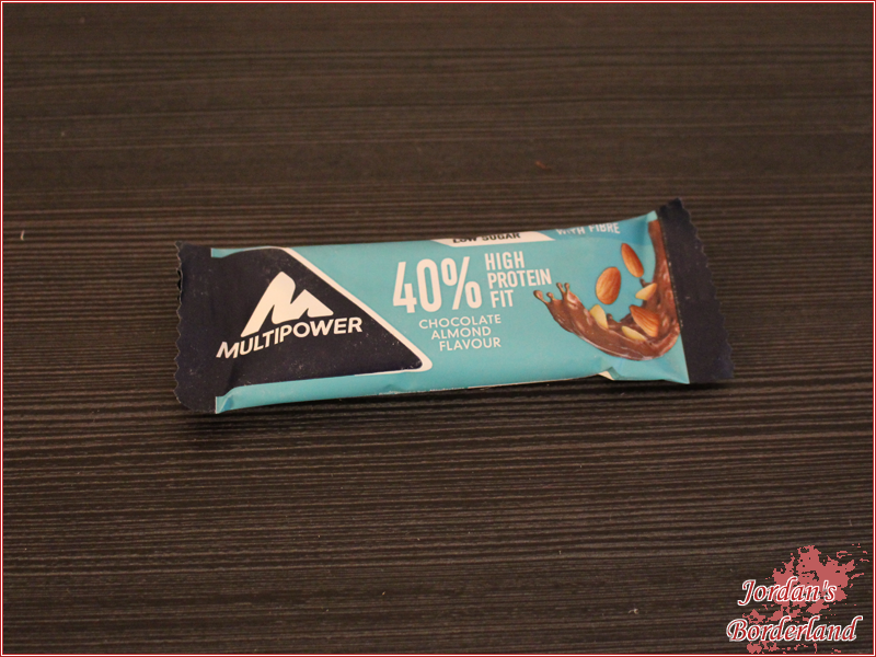 Multipower 40 % High Protein Fit Chocolate Almond Flavour
