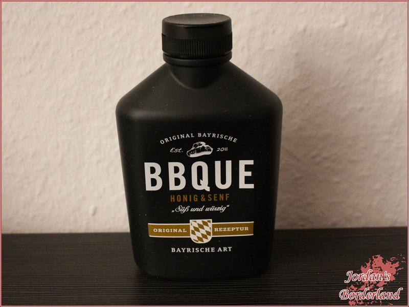 BBQUE Honing & Senf