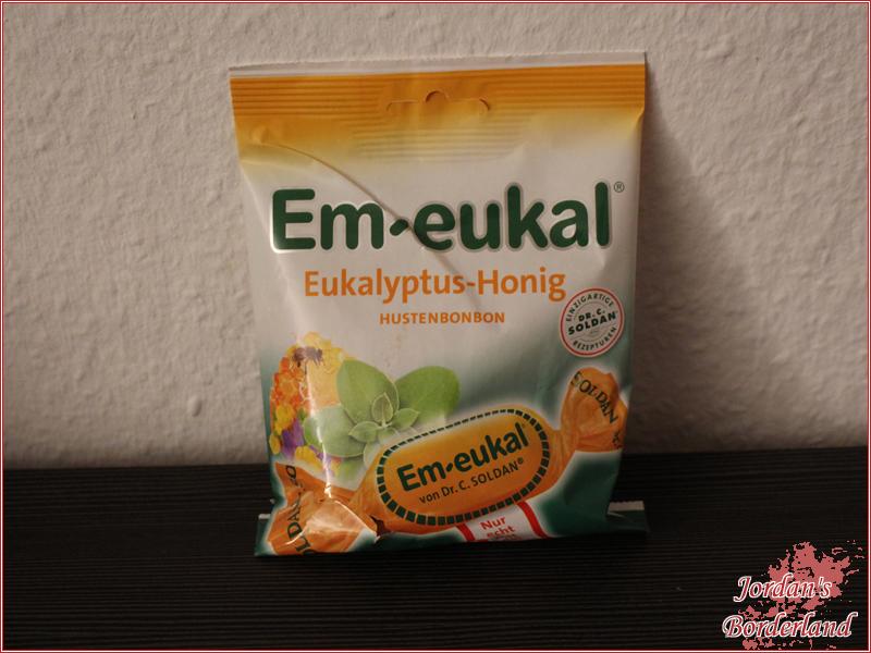 Em-eukal Eukalyptus-Honig