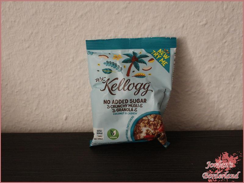W. K. Kellogg No Added Sugar Crunchy Müsli