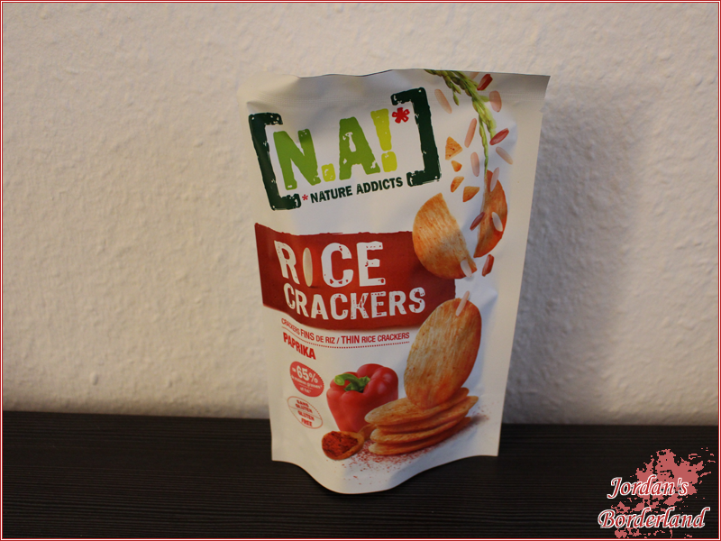 N.A! Rice Crackers Paprika