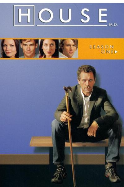 Dr. House ~ Staffel 1